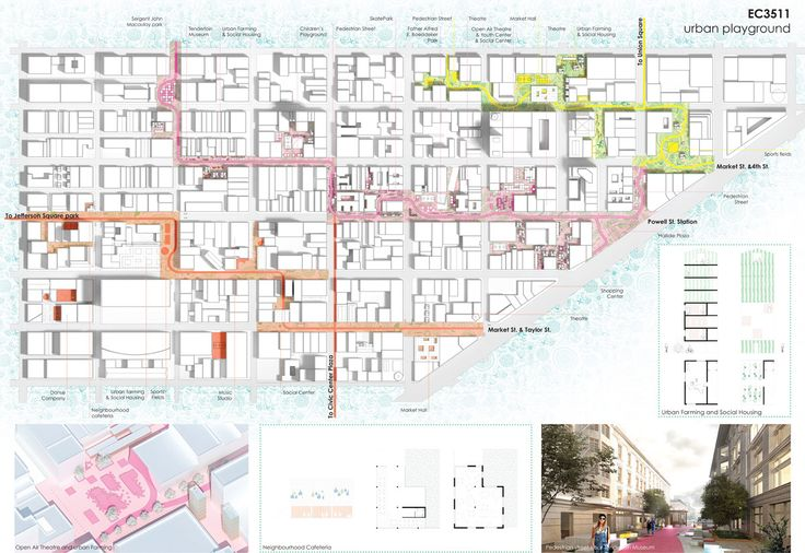"""Winners of Eleven's """"Tenderloin System Update"""" envision new forms of urban…"""