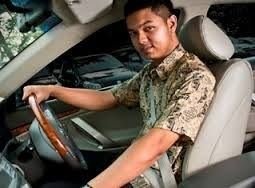 His name is pak yanto  He is a driver His 35 years old He married with a talented wife He has 2 daughter  He lives in harmony because he is working for a rich man. He also have healthy and happy family . By : amelia 6b