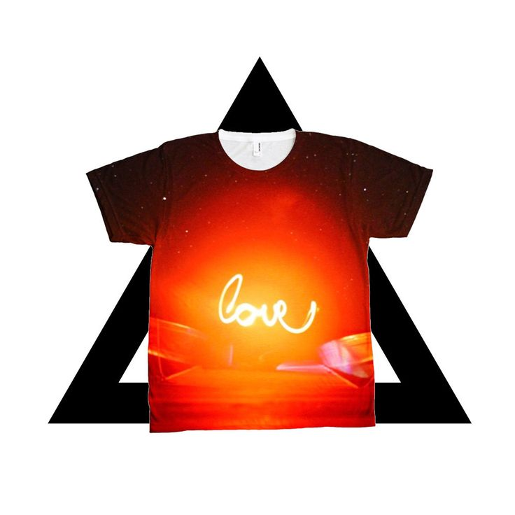 Love Light Tee - Society Of Phi: Art Collection