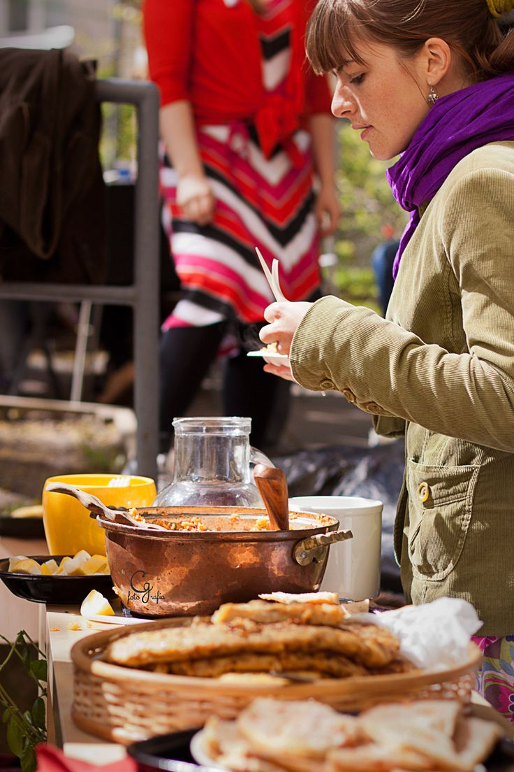 Paella. Restaurant day in Helsinki. Courtesy by Garcia Conchi.