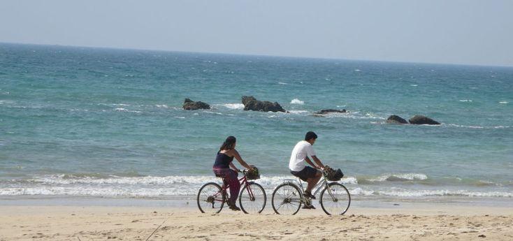 Der schnellste und günstigste Weg vom Ngwe Saung Beach zum Ngapali Beach, Myanmar