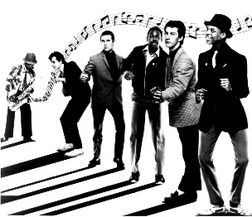 The (English) Beat: Rankin' Full Stop. 80s Two Tone ska and pop music group