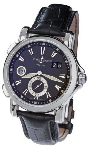 Ulysse Nardin Men's 243-55/92 Dual Time Watch Ulysse Nardin,http://www.amazon.com/dp/B0032JTGQK/ref=cm_sw_r_pi_dp_NLAmtb0DKE6YYJ3Z
