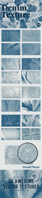 Denim Texture Pack 1.4. Textures. $9.00