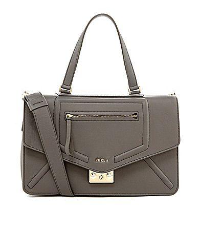 Furla Alice Medium Convertible Shoulder Bag #Dillards