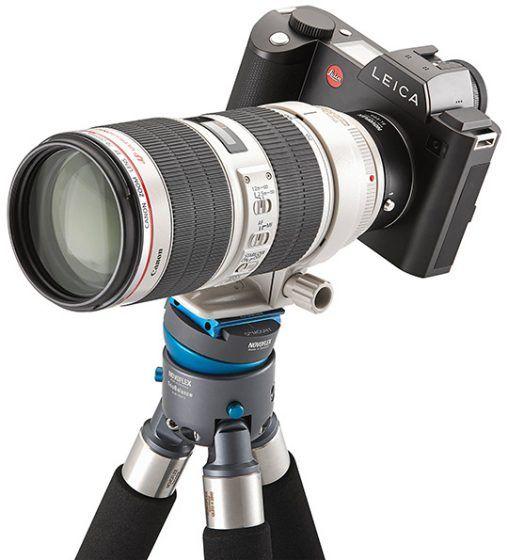 Novoflex Leica SL mirrorless camera electronic adapter for Canon EF lenses   Leica Rumors