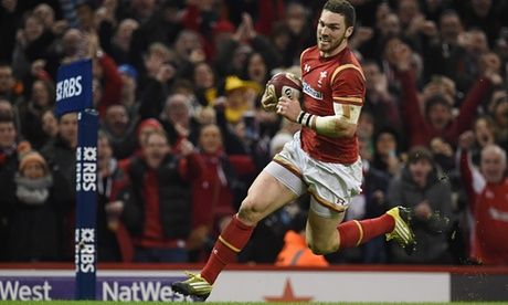 Jamie Roberts hailed his Wales team-mates for the quality they showed in twice coming from behind in their Six Nations match with Scotland to win 27-23 in the Principality Stadium