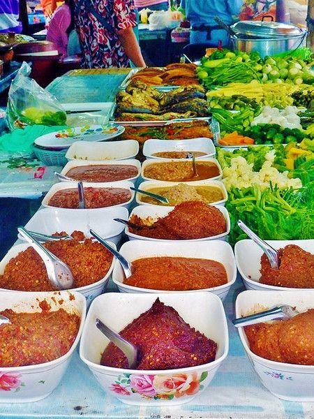 Thai vegetarian festival in Phuket, Thailand