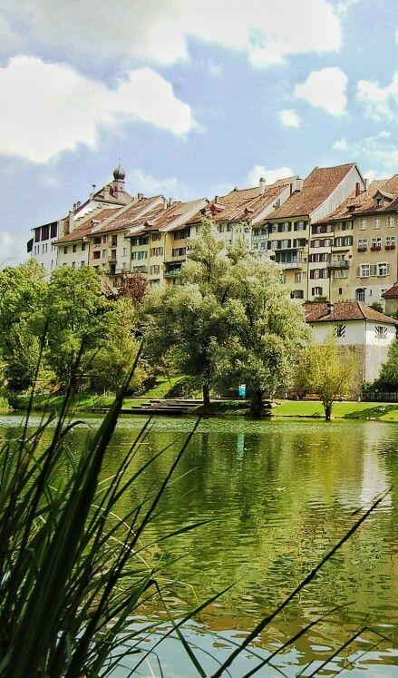 Wil in the canton of St. Gallen, Switzerland