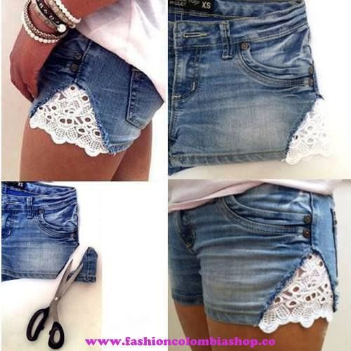 Top 10 DIY Shorts