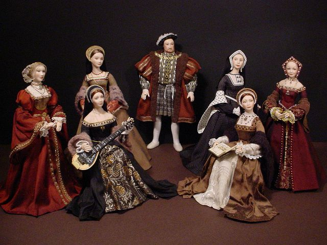 how to watch henry viii and his six wives