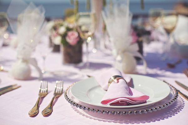 Art de la table in pink by www.StyleConcept.gr  ιδεες-διακοσμησης-γαμου-ροζ