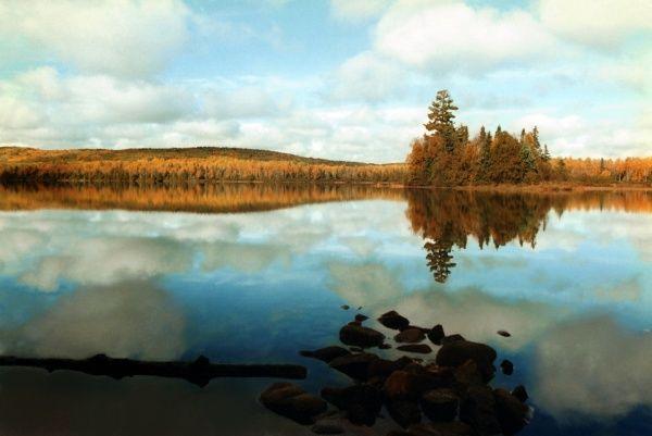 Superior Gölü, Kanada – Amerika