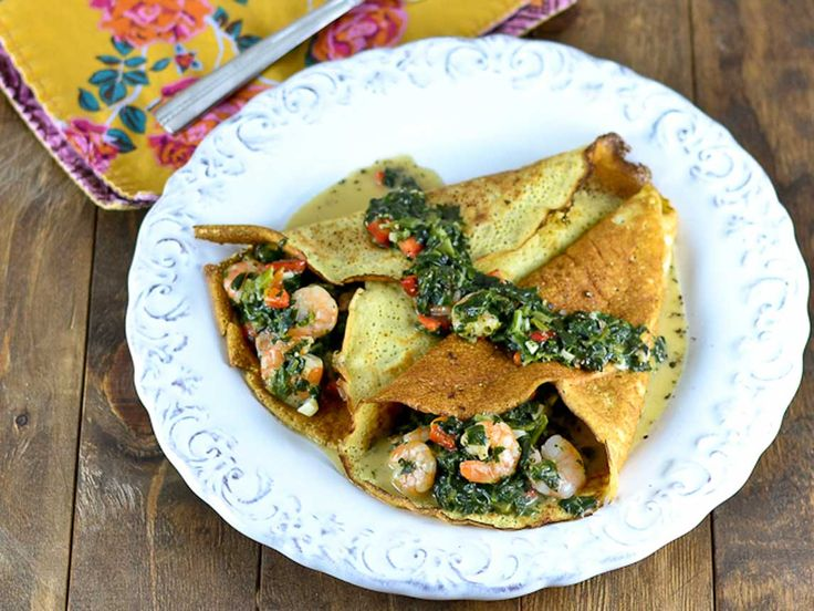 Did you know Silk® has a ton of tasty recipes, like  this one for Creamy Shrimp and Goat Cheese Crepes? http://silk.com/recipes/creamy-shrimp-and-goat-cheese-crepes
