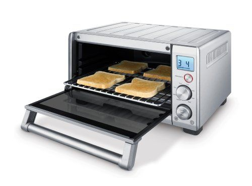 Breville Bov650xl Compact 1800w Toaster Oven Stainless
