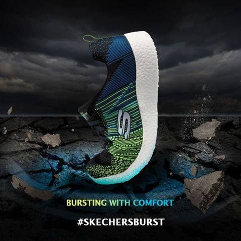 Skechers upper mesh material and air-cooled memory foam will make ignoring the rising temperatures a breeze. With Skechers advanced engineering your feet stay cool no matter how scorching hot the pavements below might be. #skechersindia #staycool #comfort #Skechers #ForumCourtyard