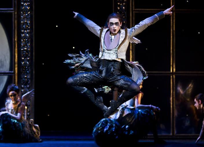 Matthew Bourne's Sleeping Beauty.  http://www.danceeurope.net/gallery/sleeping-beauty-matthew-bourne