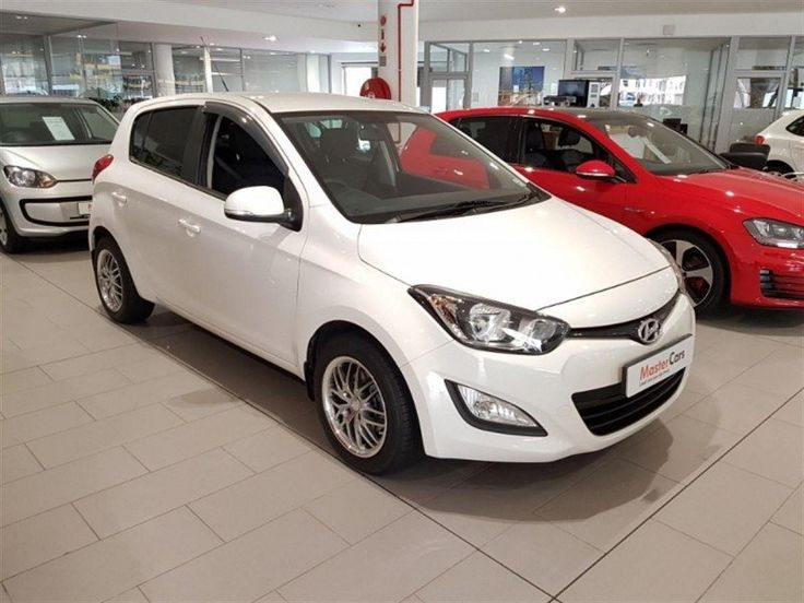 2013 Hyundai i20 1.4 Fluid  Kwazulu Natal Durban_0