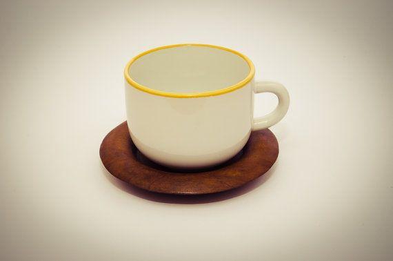 Happy mug by Wudies on Etsy