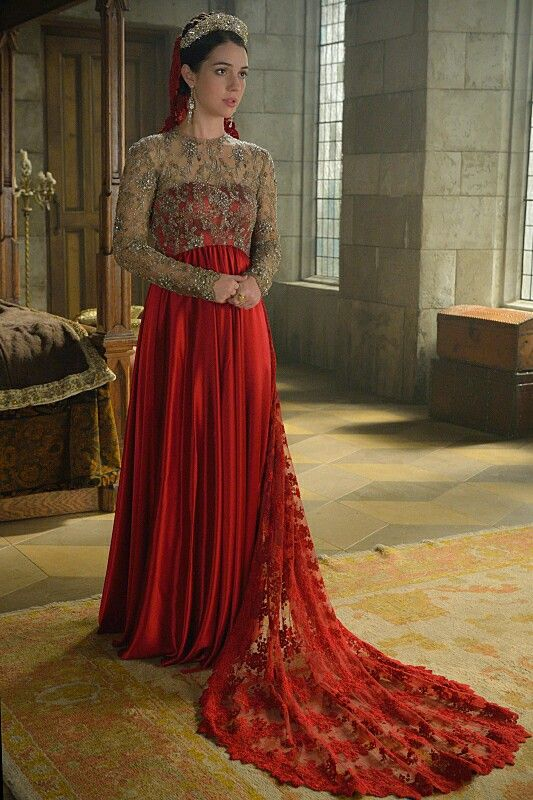 Reign, season 3, episode 9, 《 Wedlock 》. Queen Mary.