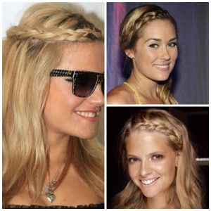Summer hair style for blonde long hair. Learn how to be stylish in summer >>> http://justbestylish.com/10-secrets-how-to-be-stylish-in-summer/