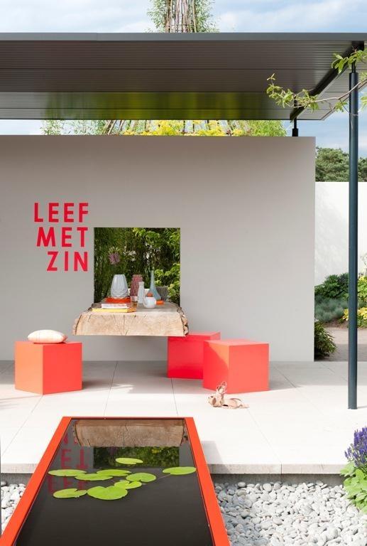 Trend tuin 2013 - tuintrend - inspiratietuin - Floriade - Esselink Hoveniers