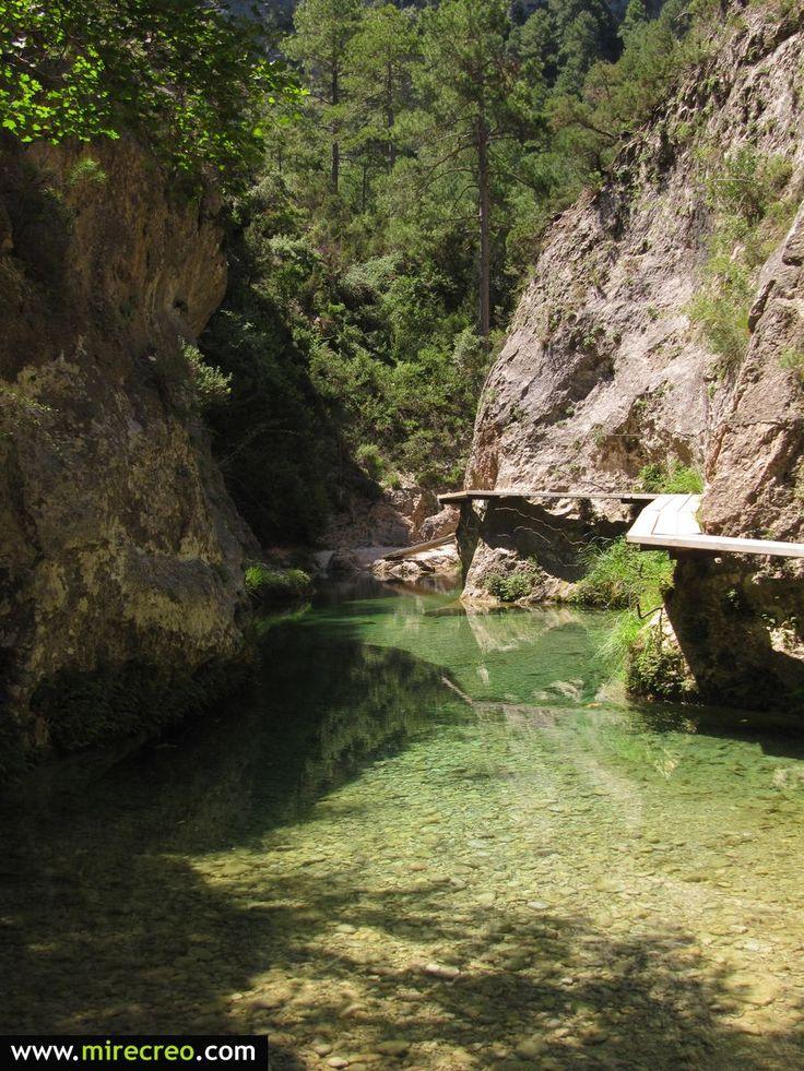 Ruta por el parrizal de Beceite, Comarca del Matarraña, Teruel #beceite #matarraña #elparrizal #senderismo #hiking #turismo #excursiones #trips #mirecreo