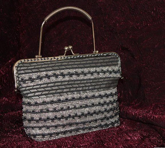 Handmade purse by Renata Vespa. glamour, fashion, women, bag