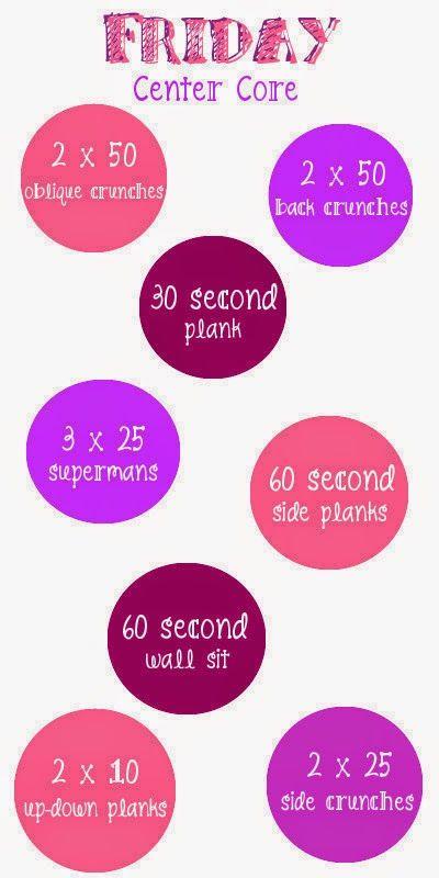 MyBestBadi: Weekly Workout Plan