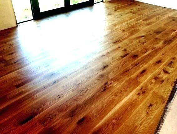 Wax Finish Hardwood Floors Cleaning