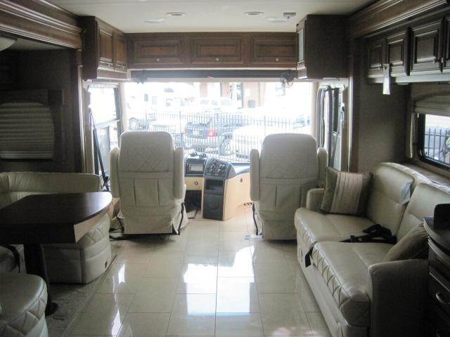 Inside The New 2012 Thor Motor Coach Tuscany 36uf Class A