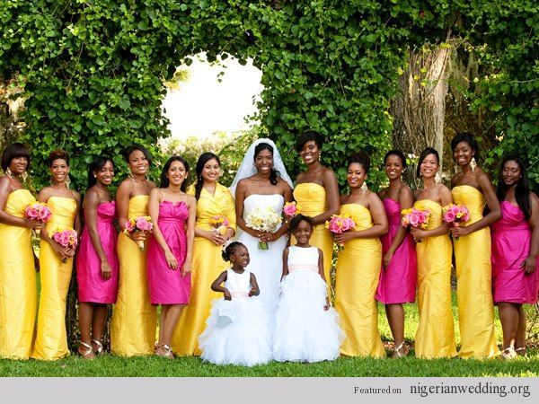 Pink And Yellow Wedding Theme Ideas Image collections Wedding