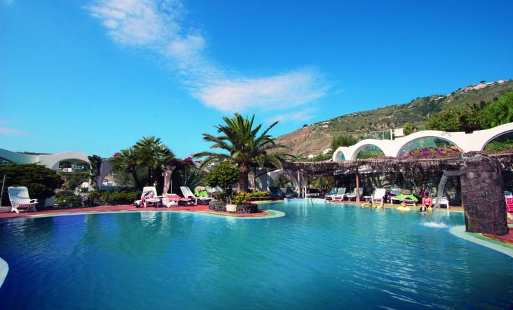 parco termale Tropical - Sant'Angelo #ischia #terme