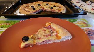 Ezt jól kifőztük!: Pizza tejmentesen