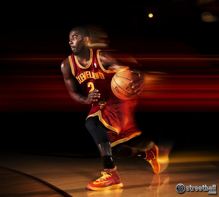 Knight Basketball Player Wallpaper: Kyrie-irving-uncle-drew-portrait