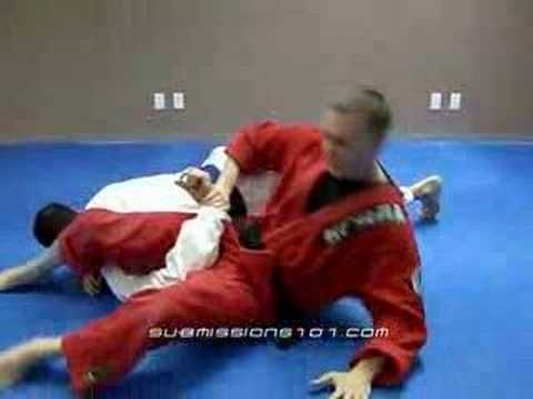 Omoplata Shoulder Lock: Submissions 101 - YouTube