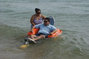 17 Best Images About Beach Wheelchairs Amp Walkers On
