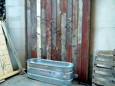 ANTIQUE, RECLAIMED Faded Red Barn Siding or Barn Wood
