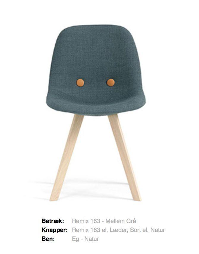 Eyeswood chair - Grey