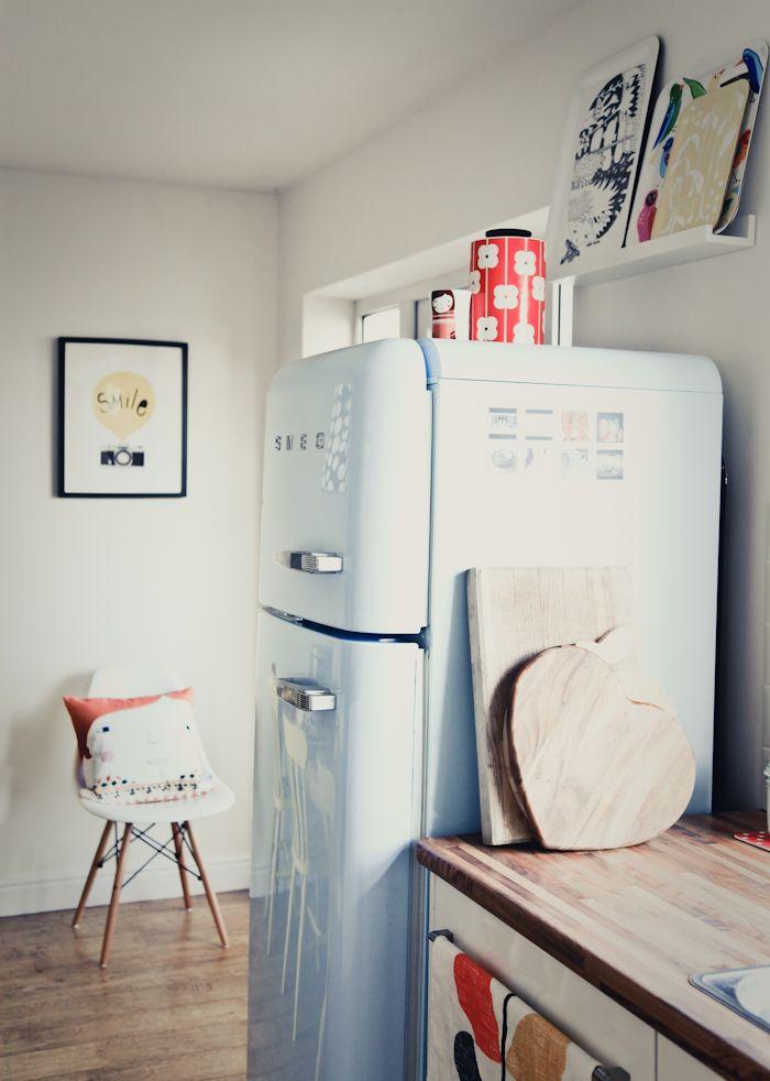 Lovelovelove retro fridges!