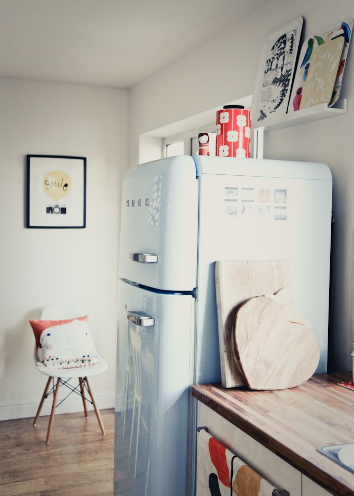 Lovelovelove retro fridges!