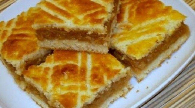 Omlós almás pite - MindenegybenBlog