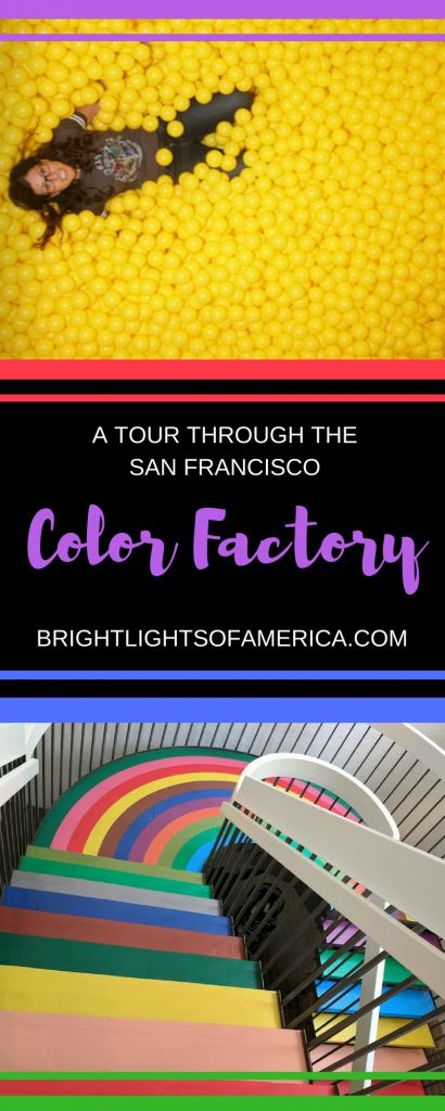 The 25 best san francisco sights ideas on pinterest sf for San francisco color factory