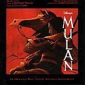 Mulan: An Original Walt Disney Records Soundtrack by Jerry Goldsmith, Harvey Fi    eBay