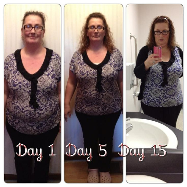 This is me after being on Skinny Fiber for 30 Days.
