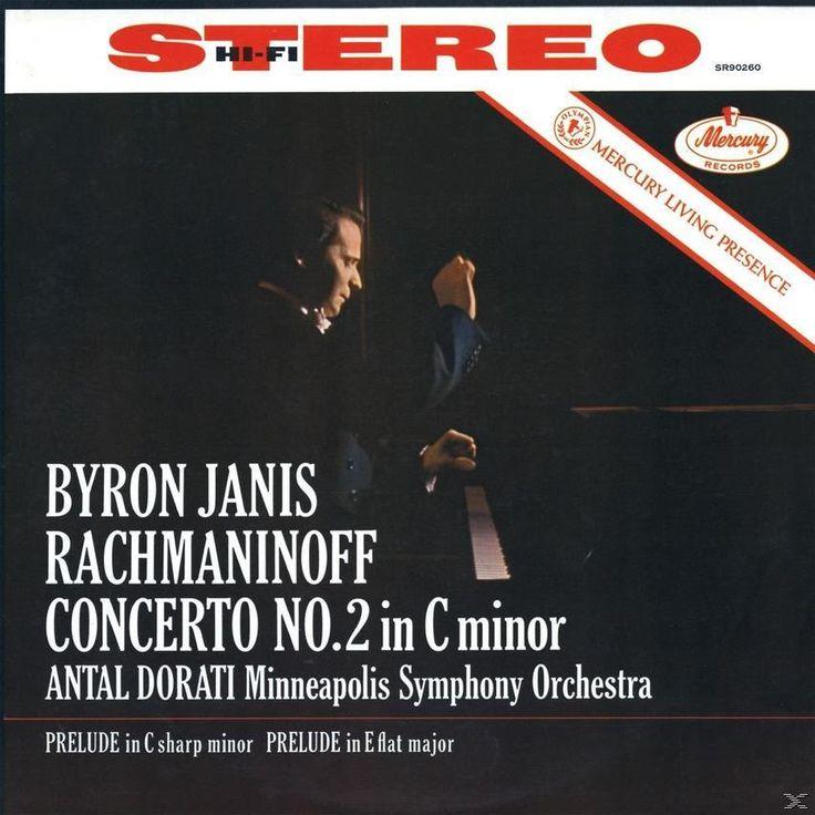 Rachmaninoff: Concerto No. 2