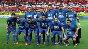 Support to Abidal