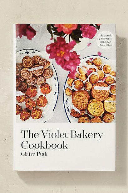 Anthropologie EU The Violet Bakery Cookbook
