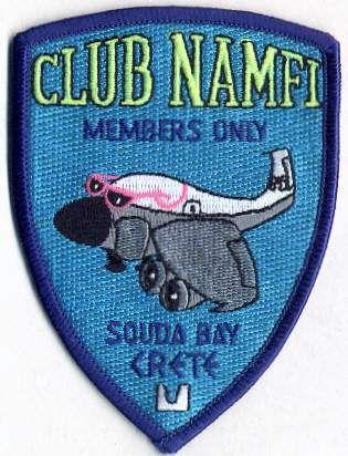 Club NAMFI, Souda Bay, Crete