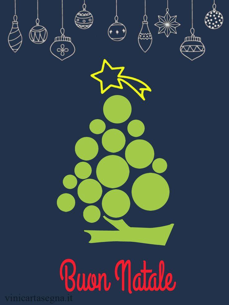 Etichette natalizie per bottiglie di vino scaricabili e stampabili (gratis per uso personale). Christmas wine label. Scarica questa etichetta da qui: http://www.vinicartasegna.it/natale-2015-etichette-da-stampare-per-bottiglie-di-vino/